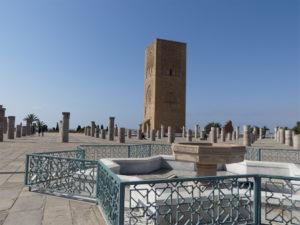ラバト_モロッコ観光