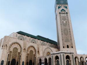 カサブランカ-モロッコ-ハッサンⅡ